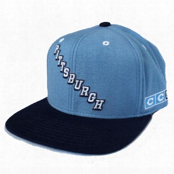 Pittsburgh Penguins Ccm Vintage Snapback Cap