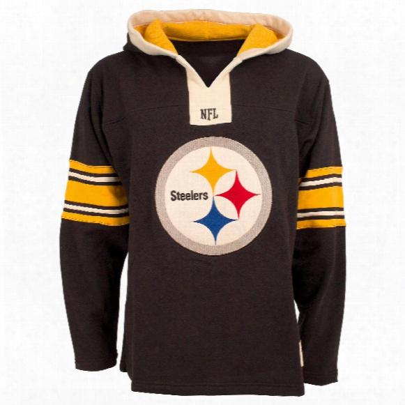 Pittsburgh Steelers Nfl Option Heavyweigght Hoodie