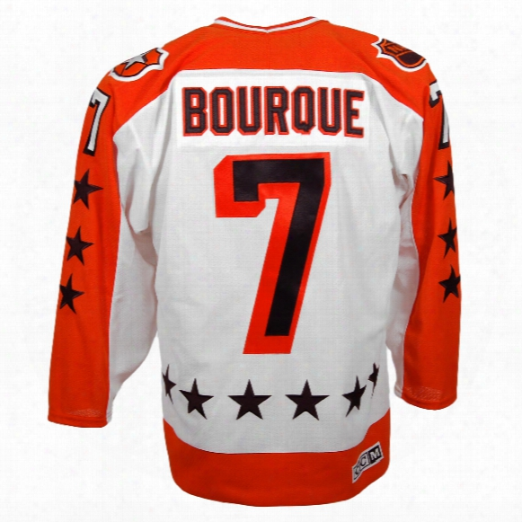 Raymond Bourque Wales Conference All-star Vintage Replica Jersey