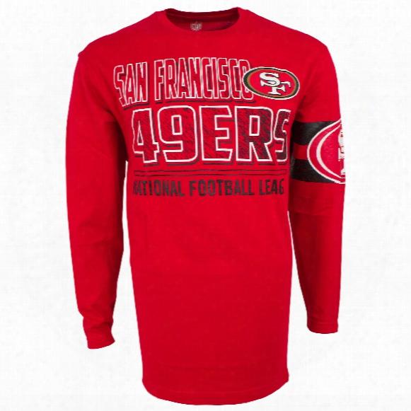 San Francisco 49ers Nfl Bandit Long Sleeve T-shirt