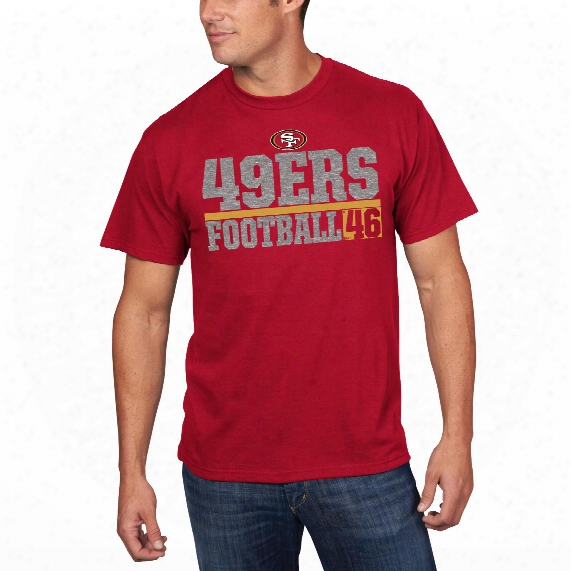 San Francisco 49ers One Handed Grab Nfl T-shirt