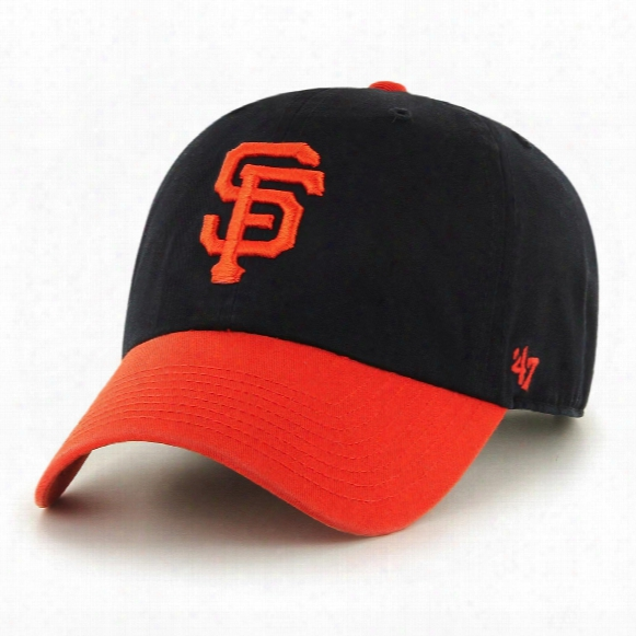 San Francisco Giants Clean Up Cap