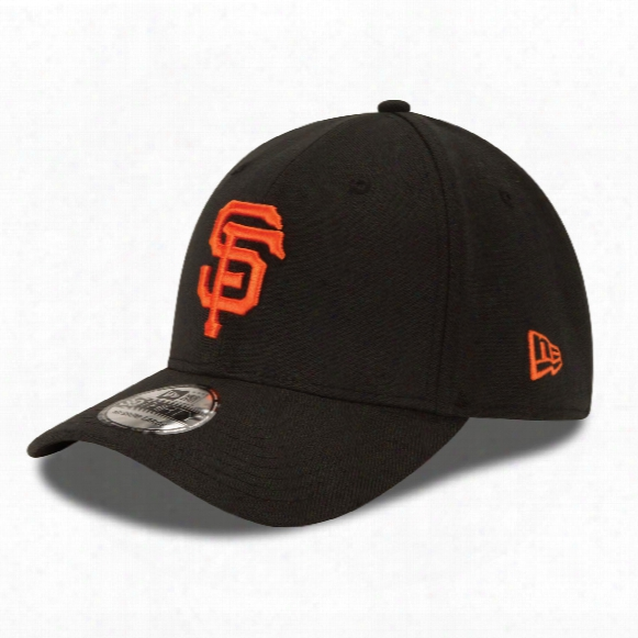 San Francisco Giants Mlb Team Classic 39thirty Game Cap