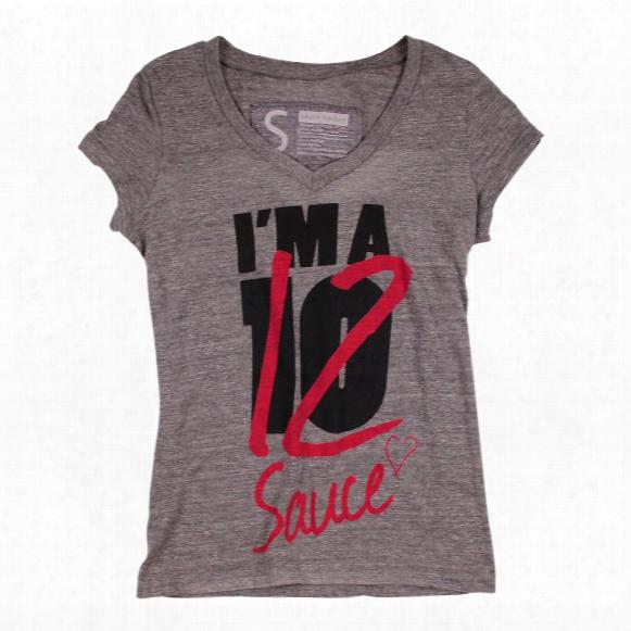 Sauce I'm A 12 Women's T-shirt