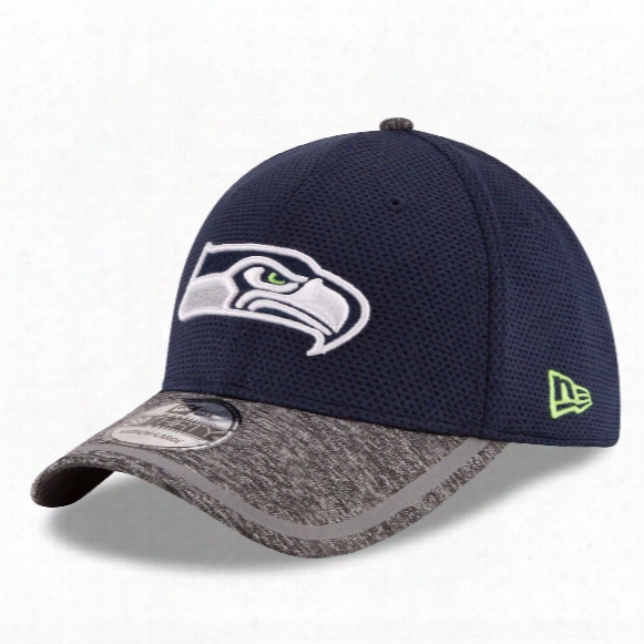 Seattle Seahawks 2016 Nfl On Field Training 39thirty Cap (navy)