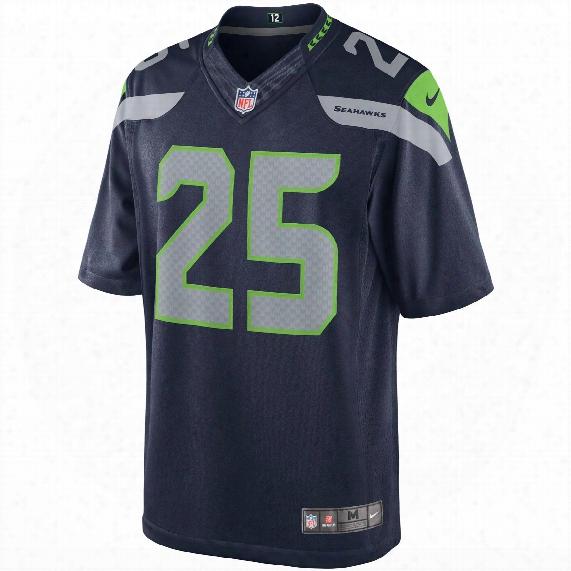 Seattle Seahawks Richard Sherman Nfl Nike Limited Team Jersey