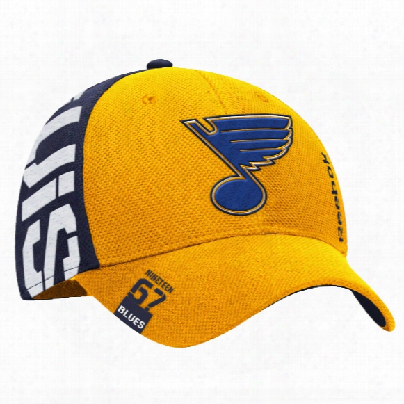St. Louis Blues Nhl 2016 Official Draft Day Cap
