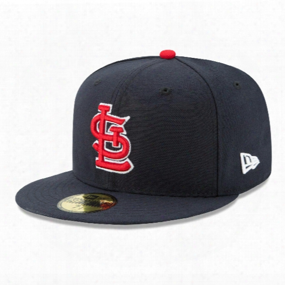 St. Louis Cardinals 2017 59fifty Authentic Fitted Performance Alternate Mlb