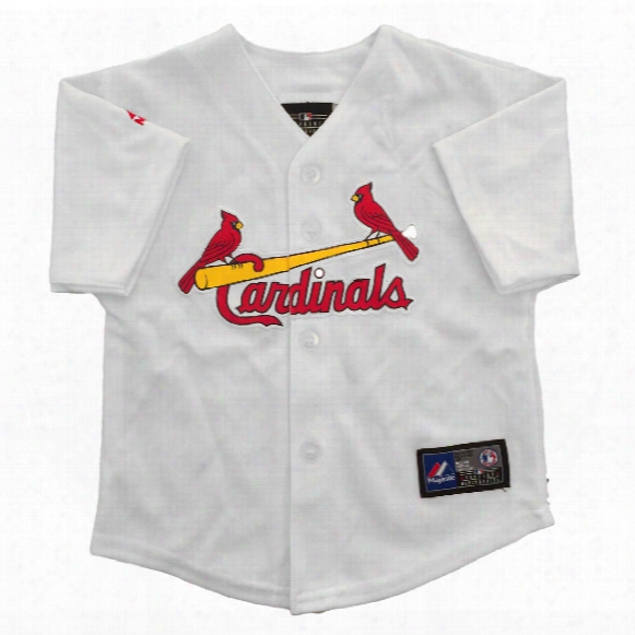 St. Louis Cardinals Majestic Child Home Replica Baseball Jersey