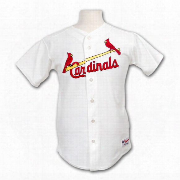 St Louis Cardinals Youth Authentic Home Mlb Baseball Jersey