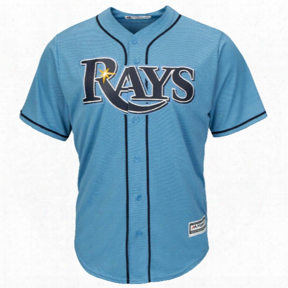 Tampa Bay Rays 2017 Cool Base Replica Alternate Columbia Mlb Baseball Jersey