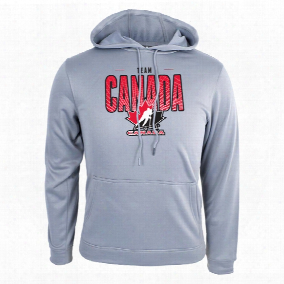 Team Canada Big Game Hoodie