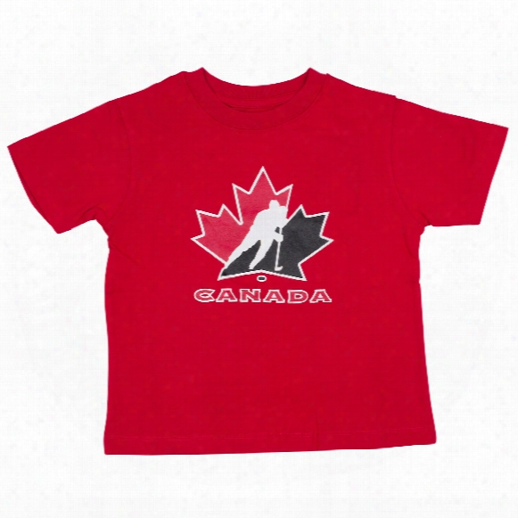 Team Canada Child L'il Big T-shirt