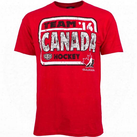 Team Canada Kotter T-shirt