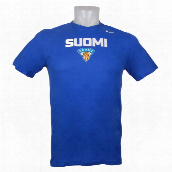 Team Finland Iihf Practice T-shirt