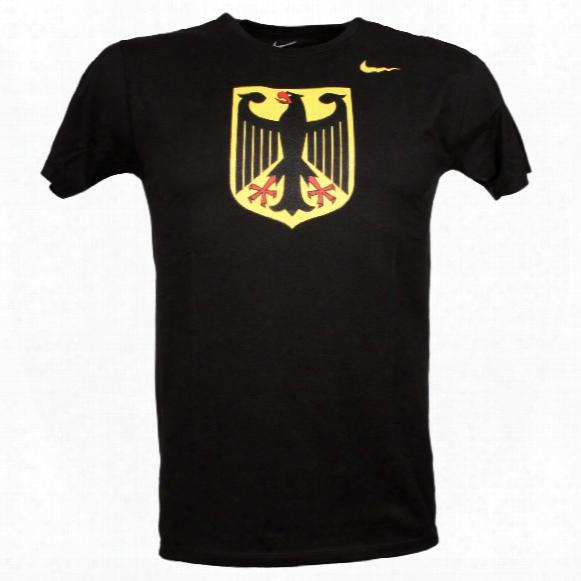 Team Germany Iihf Logo T-shirt