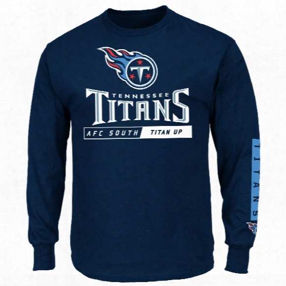 Tennessee Titans 2016 Primary Receiver Long Sleeve Nfl T-shirt