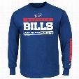 Buffalo Bills 2016 Primary Receiver Long Sleeve NFL T-Shirt