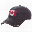 Life is Good Canada Day Flag Chill Cap