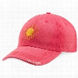 Life is Good Sun Dots Sunwashed Chill Cap