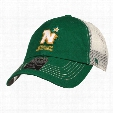 Minnesota North Stars Vintage Rip Current Stretch Fit Cap (Green)