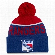 New York Rangers New Era NHL Cuffed Sport Knit Hat
