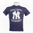 New York Yankees Brushback Fashion T-Shirt
