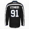 Steven Stamkos Tampa Bay Lightning Reebok Premier Replica Alternate NHL Hockey