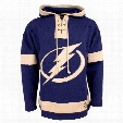 Tampa Bay Lightning Heavyweight Jersey Lacer Hoodie