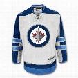 Winnipeg Jets Reebok Premier Replica Road NHL Hockey Jersey
