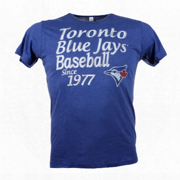 Toronto Blue Jays Anthem T-shirt
