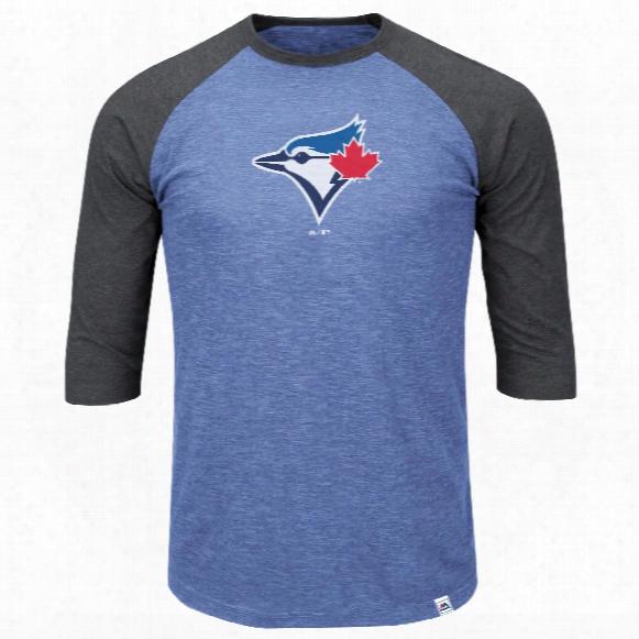 Toronto Blue Jays Grueling Ordeal 3 Quarter Sleeve T-shirt