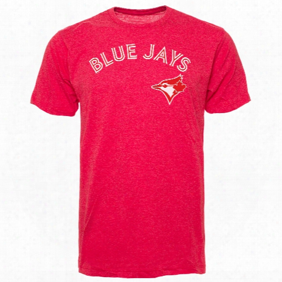 Toronto Blue Jays Script T-shirt (red)