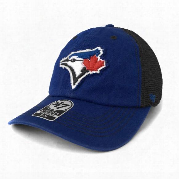 Toronto Blue Jays Taylor Stretch Fit Cap
