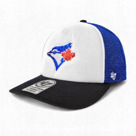 Toronto Blue Jays Women's Glimmer Captain Cap