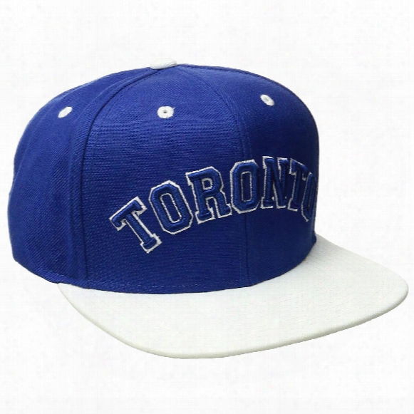 Toronto Huskies Adidas Nba Snapback Wool Blend Cap