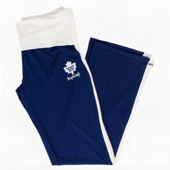Toronto Maple Leafs Women's Liscia Yoga Pants