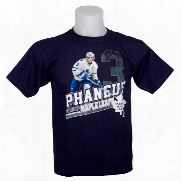 Toronto Maplea Leafs Dion Phaneuf Youth Persona T-shirt