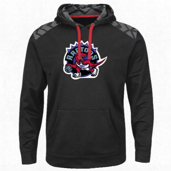 Toronto Raptors Armor Nba Hoodie (black)