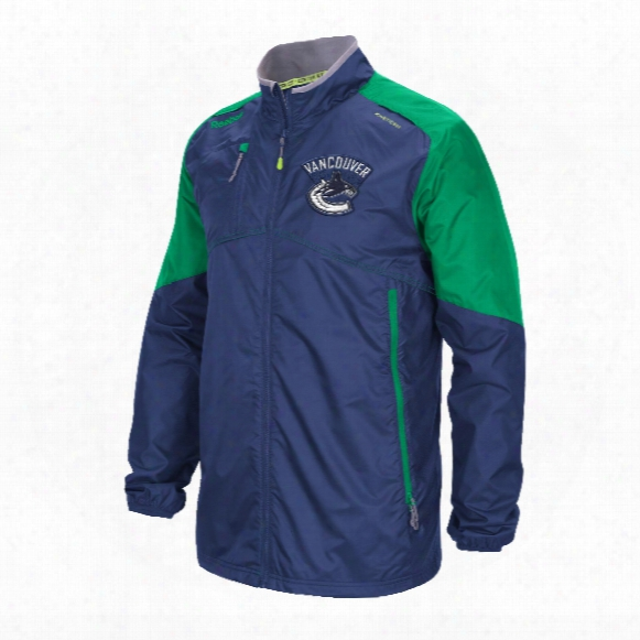 Vancouver Canucks 2015-16 Center Ice Rink Jacket