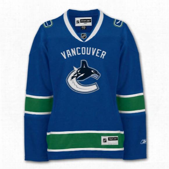 Vancouver Canucks Women's Premier Replica Home Jersey