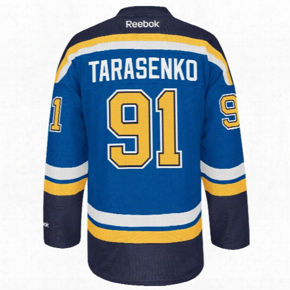 Vladimir Tarasenko St. Louis Blues Reebok Premier Replica Home Nhl Hockey Jersey