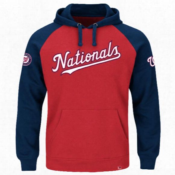 Washington Nationals Grand Slam Hoodie