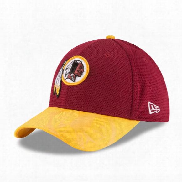 Washington Redskins 2016 Nfl On Field 39thirty Cap