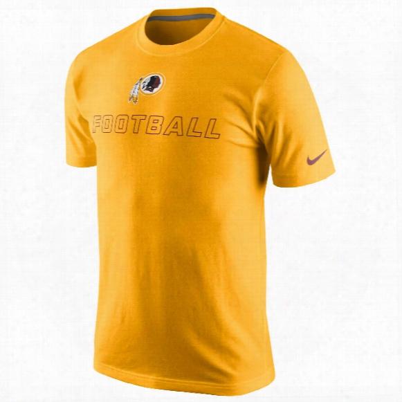 Washington Redskins Nfl Training Day T-shirt
