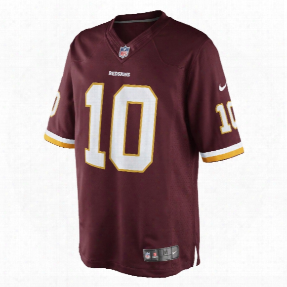 Washington Redskins Robert Griffin Iii Nfl Nike Limited Team Jersey