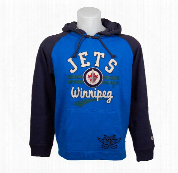 Winnipeg Jets Youth Macneil Hoodie