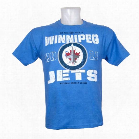 Winnipeg Jets Zimmer T-shirt