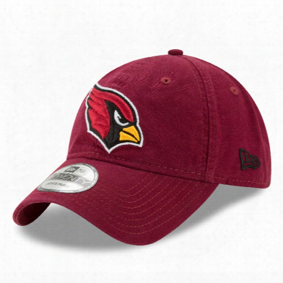 Arizona Cardinals Core Classic Primary Relaxed Fit 9twenty Cap