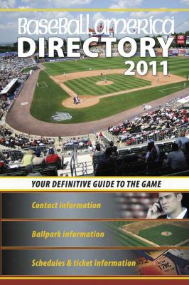 Baseball America Directory: Your Definitive Guide To The Game